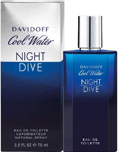 Davidoff Cool Water Night Dive 75ml