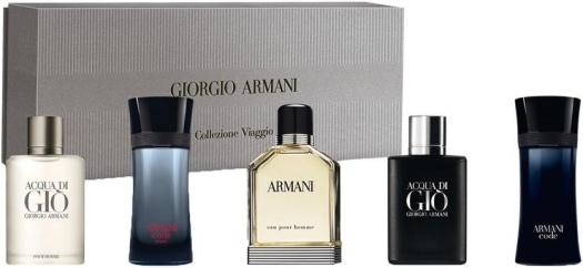 Giorgio Armani Miniatures Coffret EdT