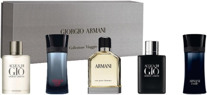 Giorgio Armani Miniatures Coffret