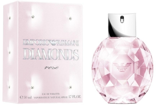 Giorgio Armani Emporio Diamonds Rose EdT 50ml