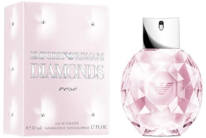 Giorgio Armani Emporio Diamonds Rose 50ml