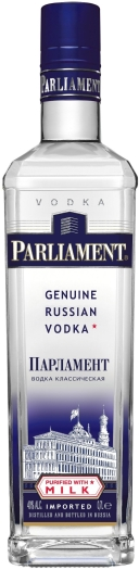 Parliament Vodka 40% 1L