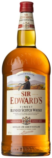 Sir Edward's 40% Whiskey 2L