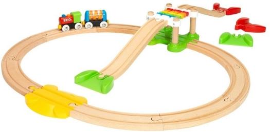 BRIO Wooden Toy 33727 Starterpack