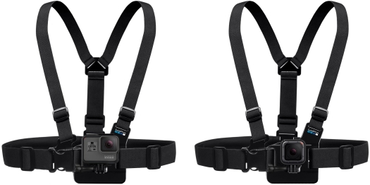 GoPro Hero 3 Mount Chesty DGMCHEST