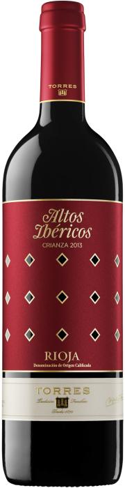 Torres Ibericos Crianza Rioja 0.75L