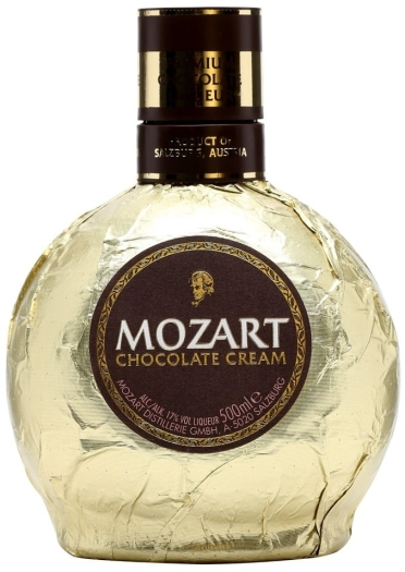 Mozart Gold Chocolate Liqueur 50ml