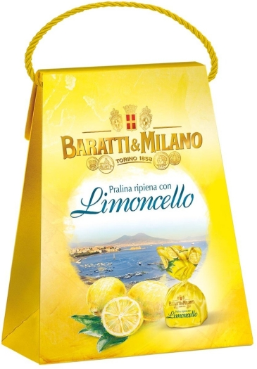 Baratti&Milano Limoncello Ballotin 150g