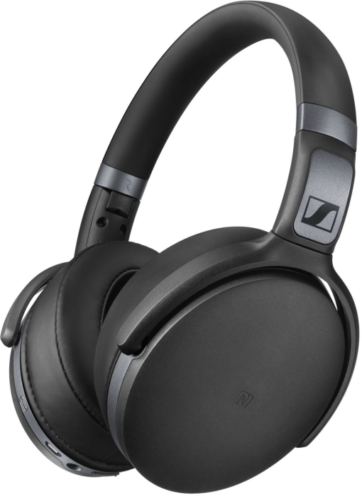 Sennheiser HD 4.40BT Wireless Over-Ear Headphones Black 215g