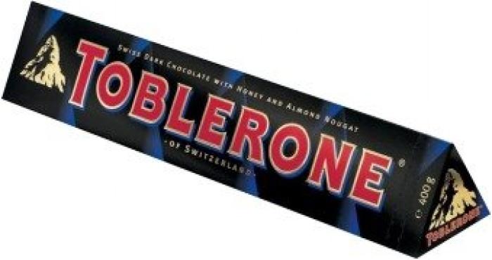 Toblerone Black 400g