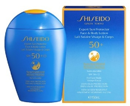 Shiseido Suncare Expert S Pro Lotion SPF50