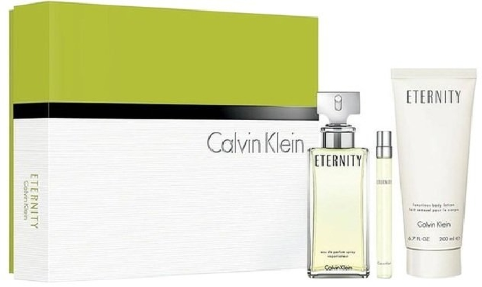 Calvin Klein Eternity For Women Set