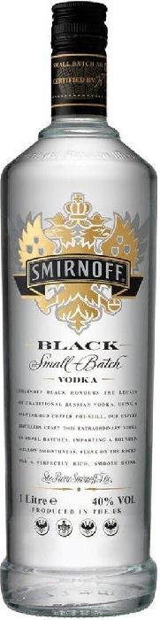Smirnoff Black No.55 1L
