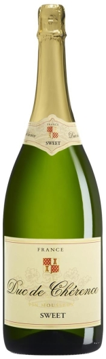 Duc de Cherence Sparkling Wine Sweet White 1.5L