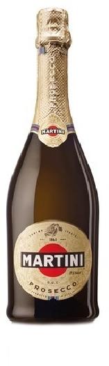 Martini Prosecco Sparkling Wine 11.5% 0.2L