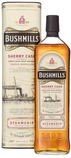Bushmills Steamship 40% 1L