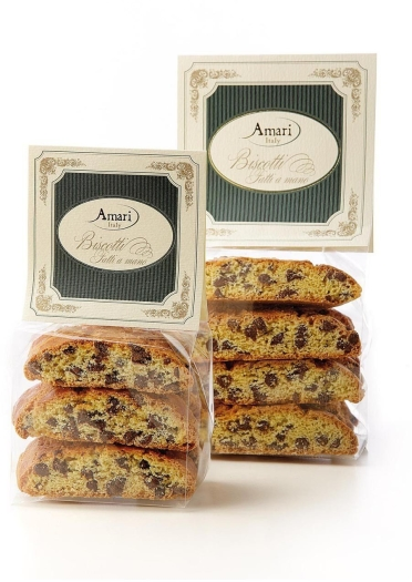Amari Cantucci with chocolate 300g