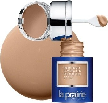 La Prairie Skin Caviar Concealer Foundation Honey Beige 30ml