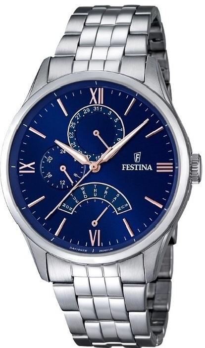 Festina Men's Watch F16822/3