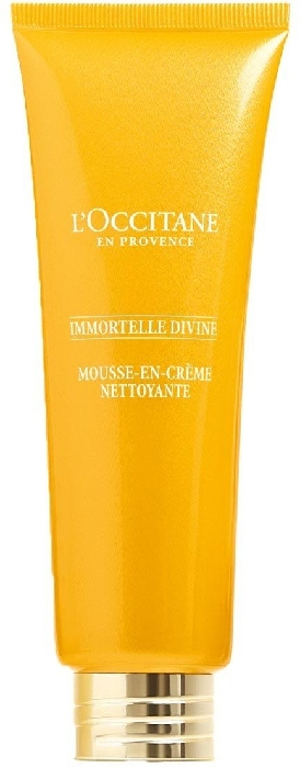 L'Occitane en Provence Immortelle Divine Cleansing Foam 125ml