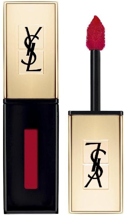 Yves Saint Laurent Rouge pur Couture Vernis a Levre N° 9 Rouge Laque 6ml