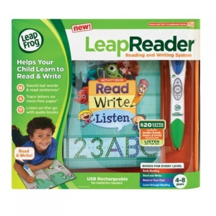 LeapFrog Reading and Writing System Green