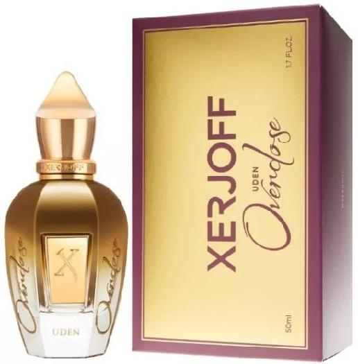 Xerjoff Uden Overdose Uden Overdose Eau de Parfum XJ.UDO.50 50ML