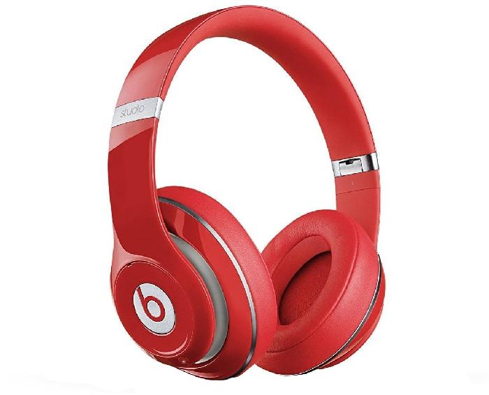 Beats Studio 2.0 Over-Ear Headphones Red 781569