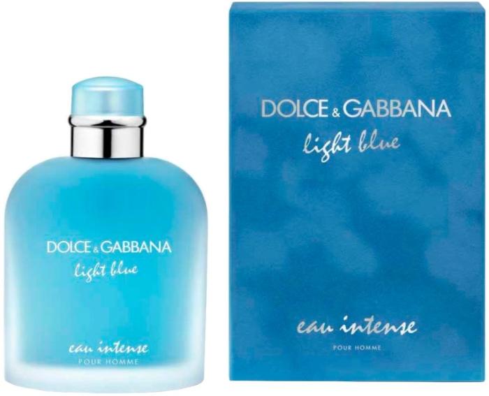 Dolce&Gabbana Light Blue Eau Intense Pour Homme EdP 100ml