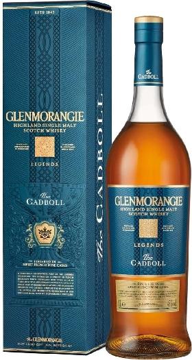 Glenmorangie Cadboll 43% 1L