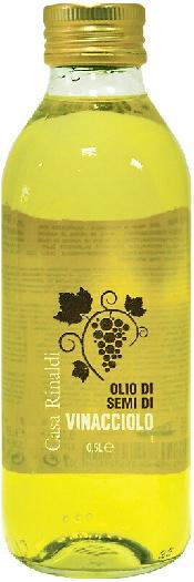 Casa Rinaldi Olio di vinacciolo 0.5L