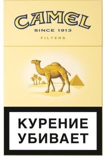 Camel Filter NHW Pack