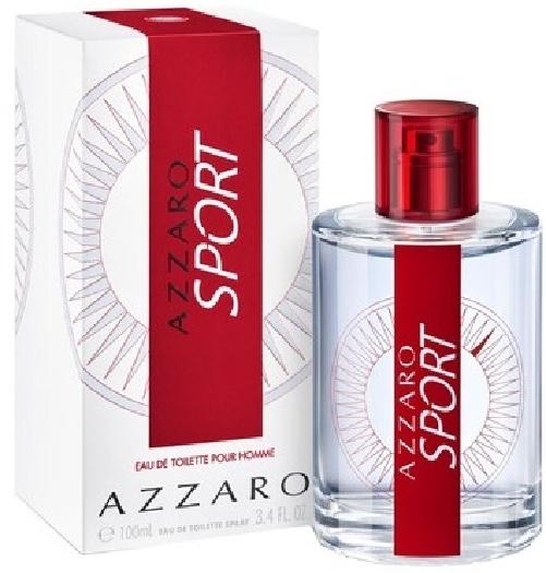 Azzaro Sport 80064452 Eau de Toilette 100 ml