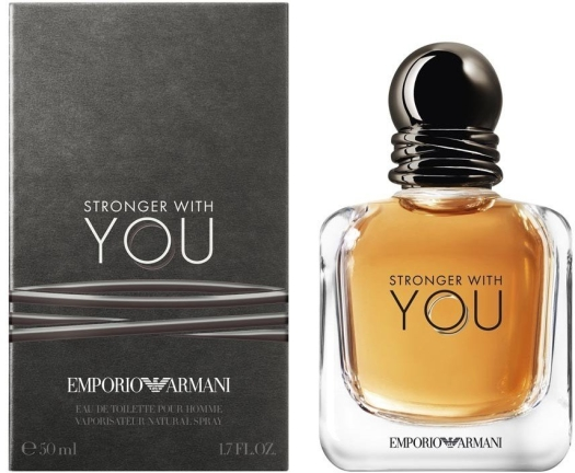 Armani Emporio Stronger with You EdT 50ml