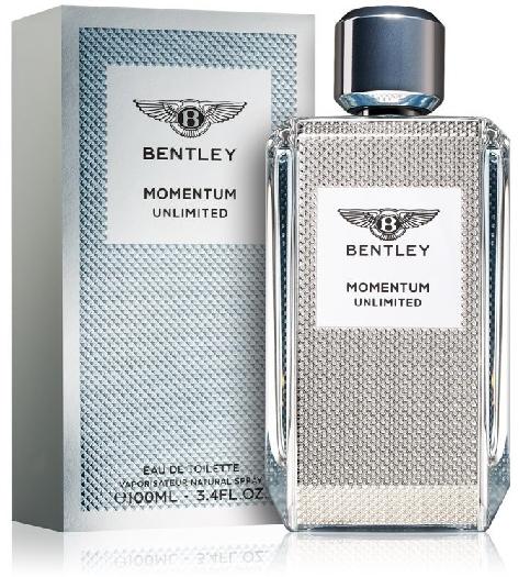 Bentley Momentum Unlimited Men Eau de Toilette 100ml