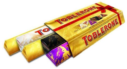 Toblerone Variety Pack 5x100g