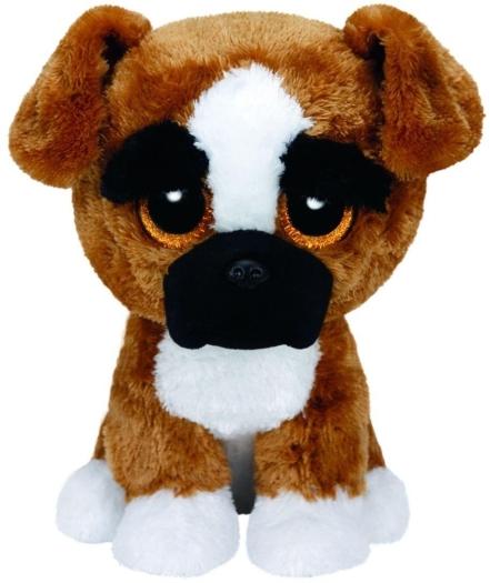 Glubschis, Beanie Boos, plush, Boxer - Brutus, 24 cm
