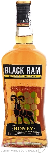 Black Ram Honey 35% 1L