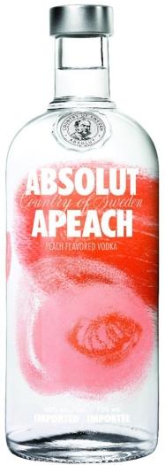 Absolut Vodka Apeach 1L