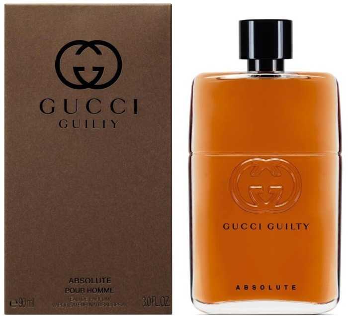Gucci Guilty Absolute Pour Homme 90ml