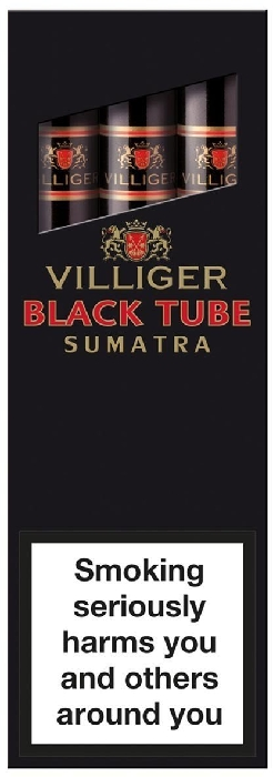 Villiger Black Tube 5x3