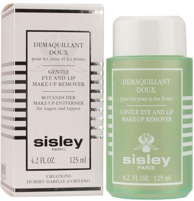 Sisley Gentle Eye and Lip Make-Up Remover 125ml