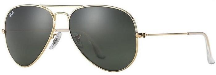 Ray-Ban Line Aviator Sunglasses