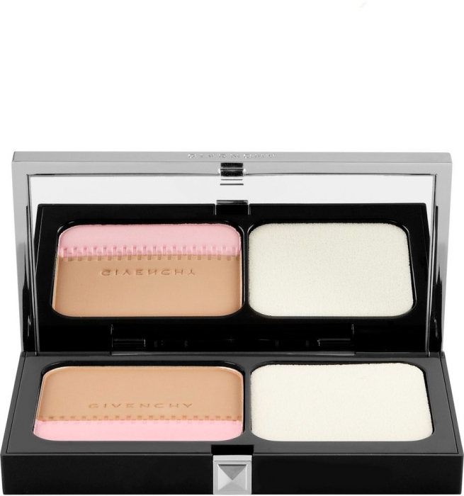 Teint Couture Long-Wearing Compact Foundation No. 4 Beige Powder 10g