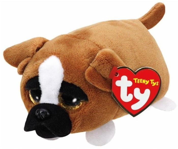 TY Teeny Ty Dog 10cm