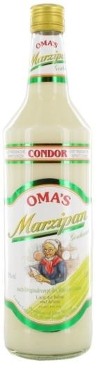 Condor Oma's Sahnelikor Marzipan 1L