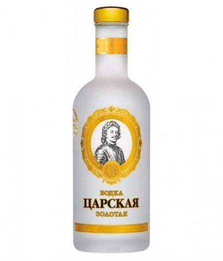 Czar's Gold Vodka 0.5L