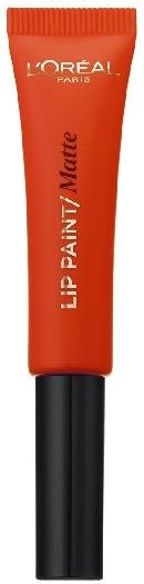 L'Oreal Paris Infaillible Paint Lipstick Matte N 203 Tangerine Vertigo 8ml