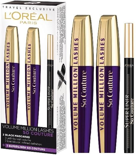 L'Oreal Paris Mascara Set 3 items