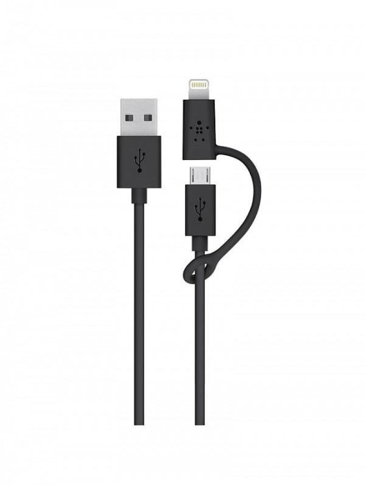 Belkin Micro-USB Cable with Lightning connector Adapter